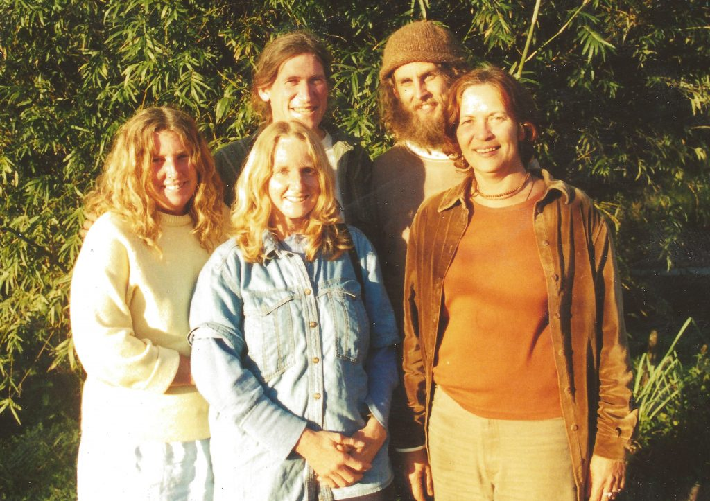 Permaculture course Australia convergence; David Holmgren, Ian Trew, Tanya Madgwick,  Robina McCurdy, Robyn Francis