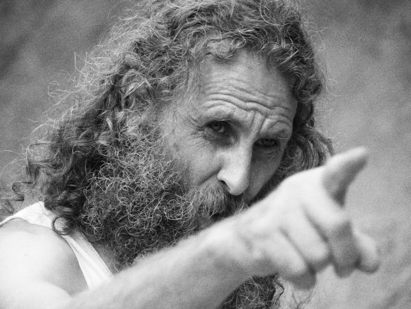 permaculture teacher, consultant and keynote speaker ian trew